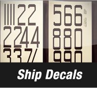 Ship Decals
