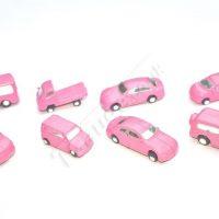 Pink TGauge Cars